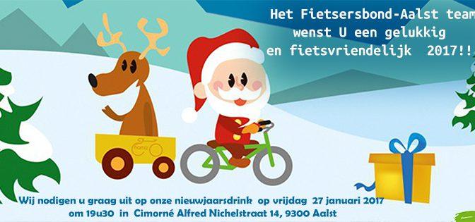 Nieuwjaarsreceptie FB Aalst