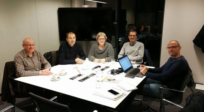 Tweemaandelijks structureel overleg met dienst mobiliteit stad Aalst