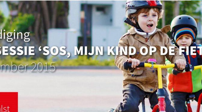 Infosessie: SOS, mijn kind op de fiets