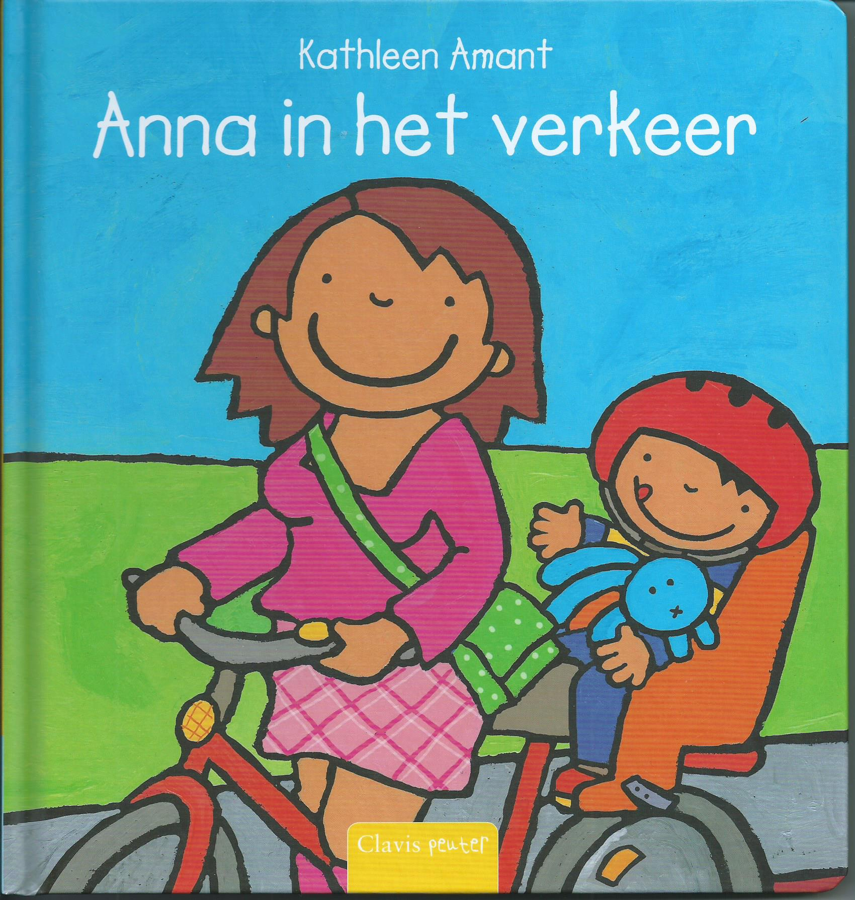 Anna in het verkeer - Lanoo
