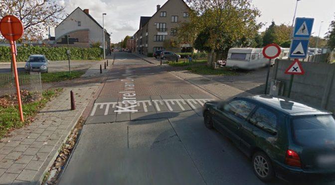 KNELPUNT : AALST Fietspad Aalst-Hofstade-Gijzegem