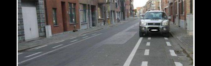 KNELPUNT : Wanneer zal de fietser als een volwaardig weggebruiker worden aanzien?