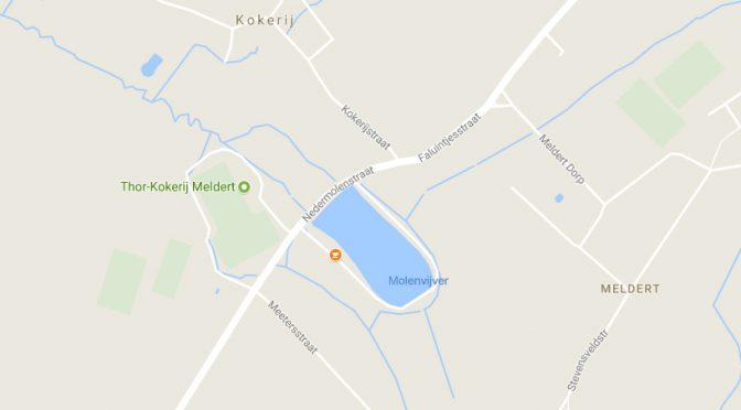 KNELPUNT : Meldert Nedermolenstraat