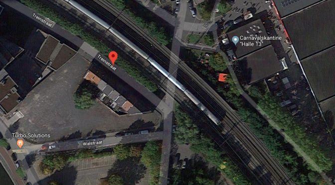 Knelpunt : Leirekensroute – Treinstraat