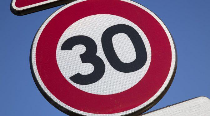 Onze bemerkingen bij de uitbreiding van zone 30 in Aalst