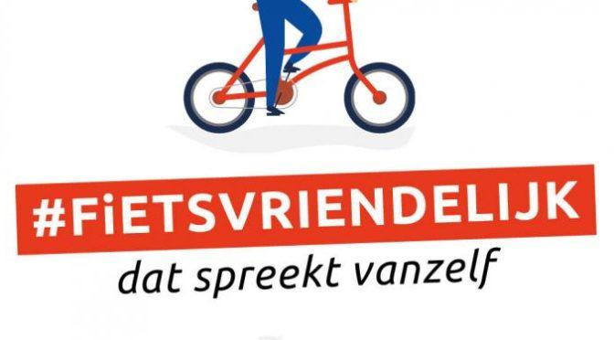 Poll: Respect voor voetgangers in winkelstraten #fietsfriendelijk